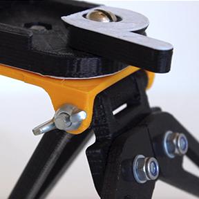 3D Printed Camera Gear