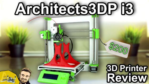 Architects3DP i3