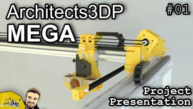 Architects3DP-MEGA