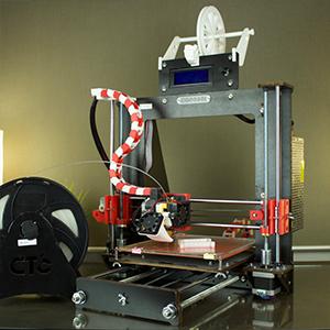 3D Printing CTC Prusa i3 Pro B