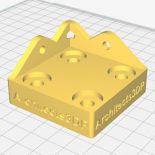 a 3D Printer Farm Corner
