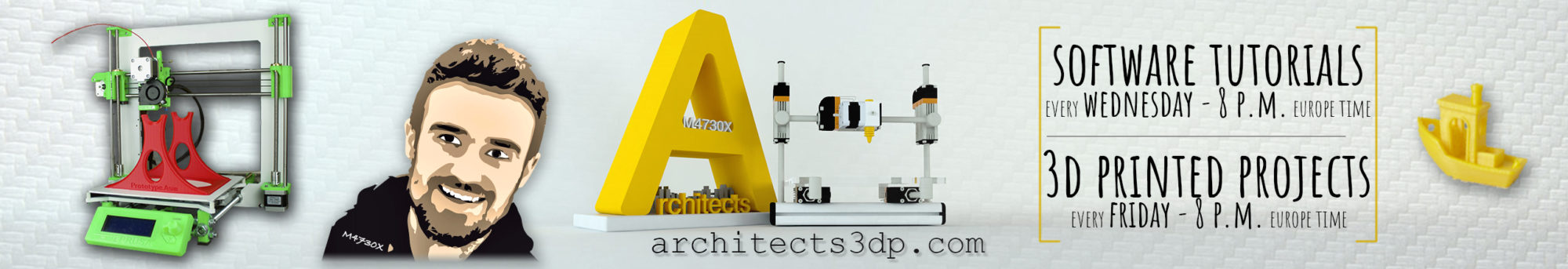 Architects3DP