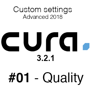 Cura Custom Settings