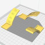 Support Triple Overhang Test