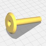 3D Printer Farm Filament Tunnel